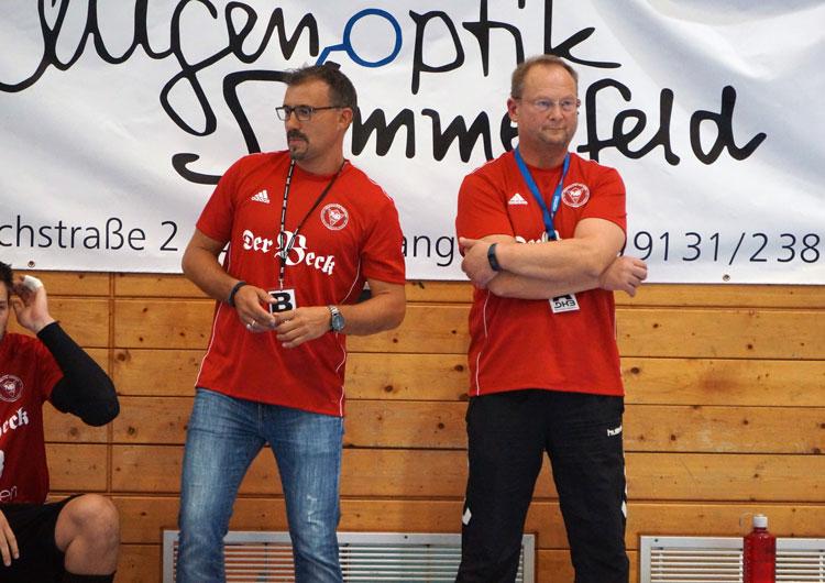 TV 1861 Erlangen-Bruck - Heimspiel gegen die SG Nussloch