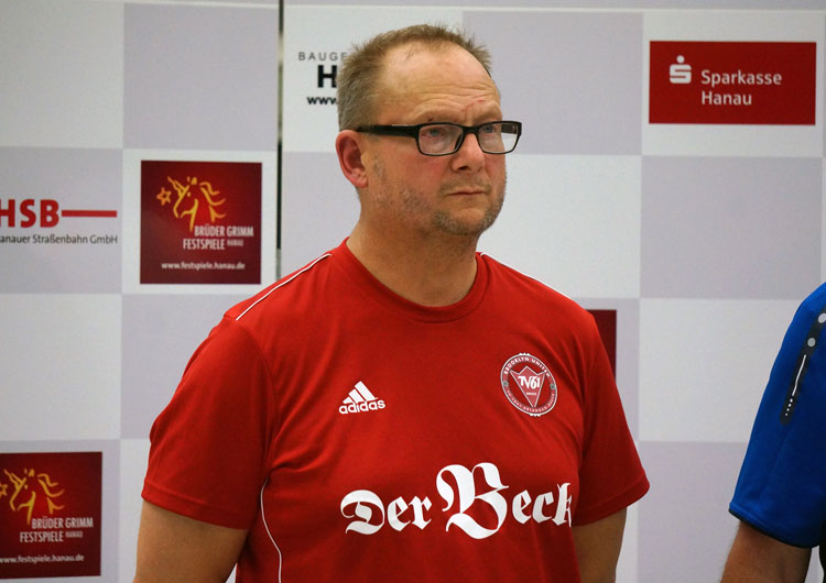 Brooklyn United Handball Roland Nixdorf 2019
