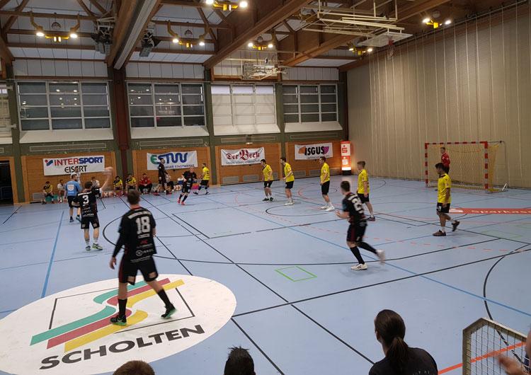 TV 1861 Erlangen-Bruck - Heimspiel gegen SG Bruchköbel