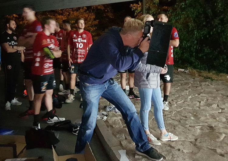 TV 1861 Erlangen-Bruck - Fotoshooting RAW 2019