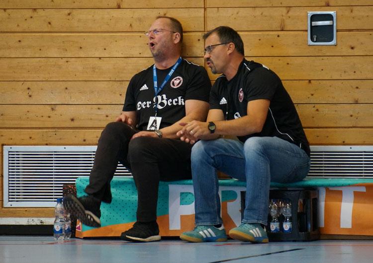 TV 1861 Erlangen-Bruck - Heimsieg gegen TSV Friedberg