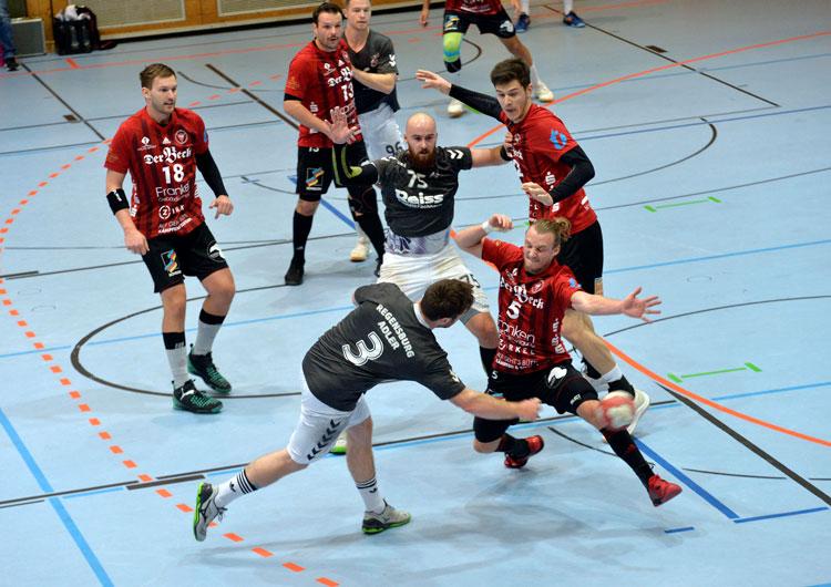TV 1861 Erlangen-Bruck - Heimsieg gegen SG Regensburg