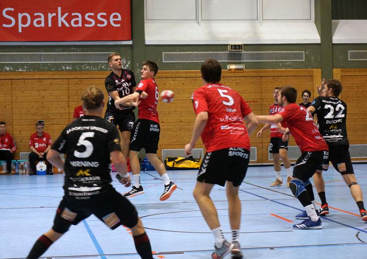 TV 1861 Erlangen-Bruck - Heimspiel gegen VfL Günzburg