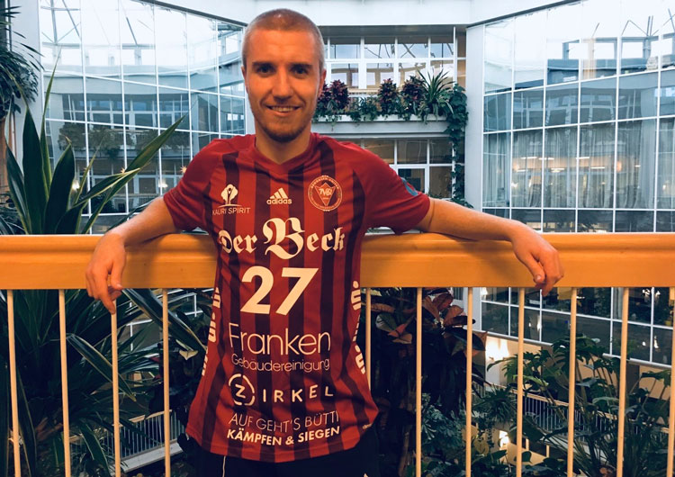 Brooklyn United Handball 2019 - Tobias Büttner #27