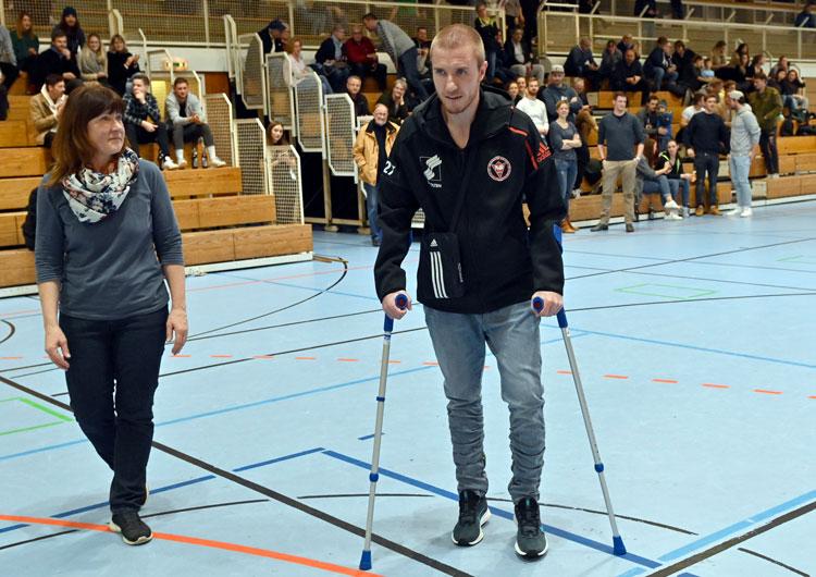 Brooklyn United Handball 2020 - Tobias Büttner und Andreas Büttner